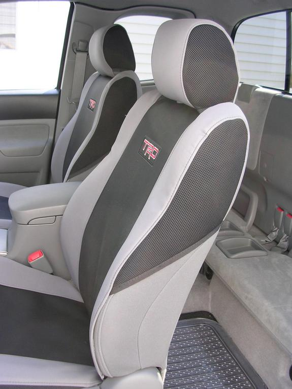 TRD Seat Covers