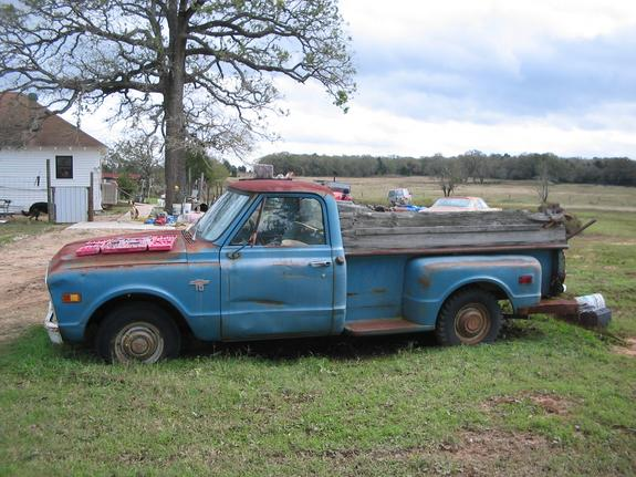 TruckinDaddy 1968 Chevrolet C/K Pick-Up