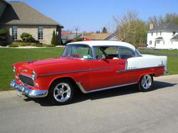 asfltetrs 1955 Chevrolet Bel Air