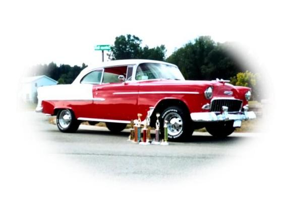 Another asfltetr 1955 Chevrolet Bel Air post... - 6218151