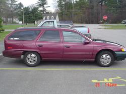 11JC11s 1993 Ford Taurus