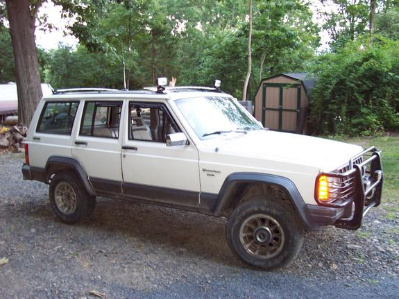 iamaskier 1990 jeep cherokee specs photos modification info at cardomain. Black Bedroom Furniture Sets. Home Design Ideas