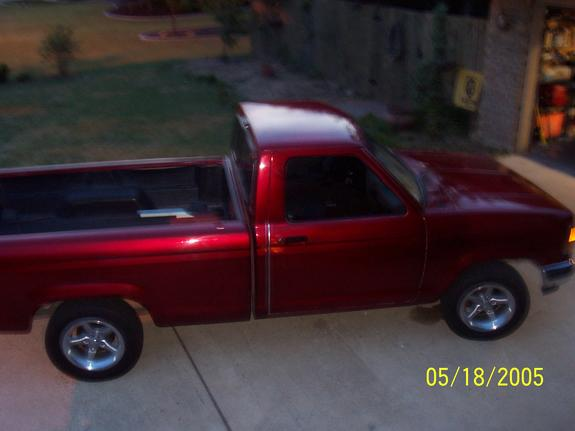 Arkansasranger 1990 Ford Ranger Regular Cab Specs Photos
