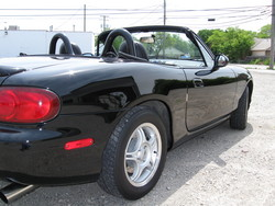 wrusprods 1999 Mazda Miata MX-5