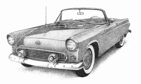 Another Classic55TBird 1955 Ford Thunderbird post... - 6223631