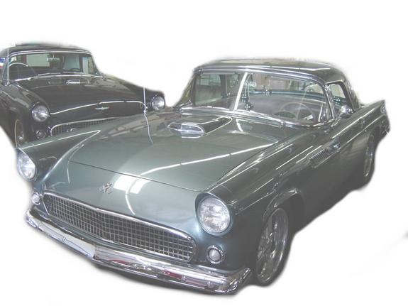Another Classic55TBird 1955 Ford Thunderbird post... - 6223632