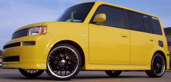 mafiamike 2005 scion xb specs photos modification info. Black Bedroom Furniture Sets. Home Design Ideas