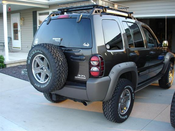 mb818's 2005 Jeep Liberty