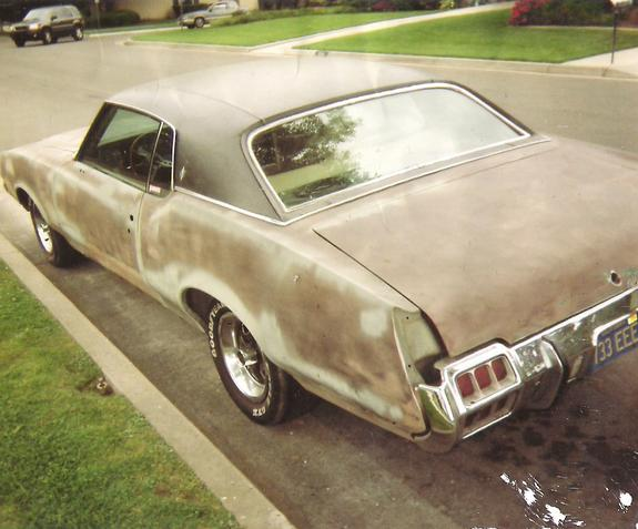 Another dre7164 1971 Oldsmobile Cutlass Supreme post... - 6230290