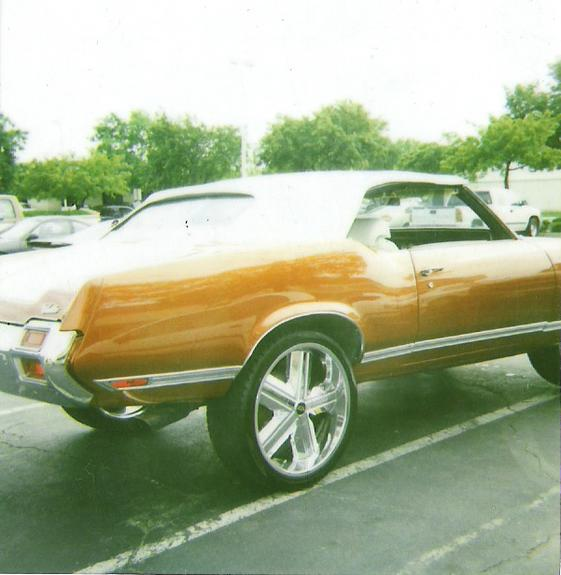 Another dre7164 1971 Oldsmobile Cutlass Supreme post... - 6230292