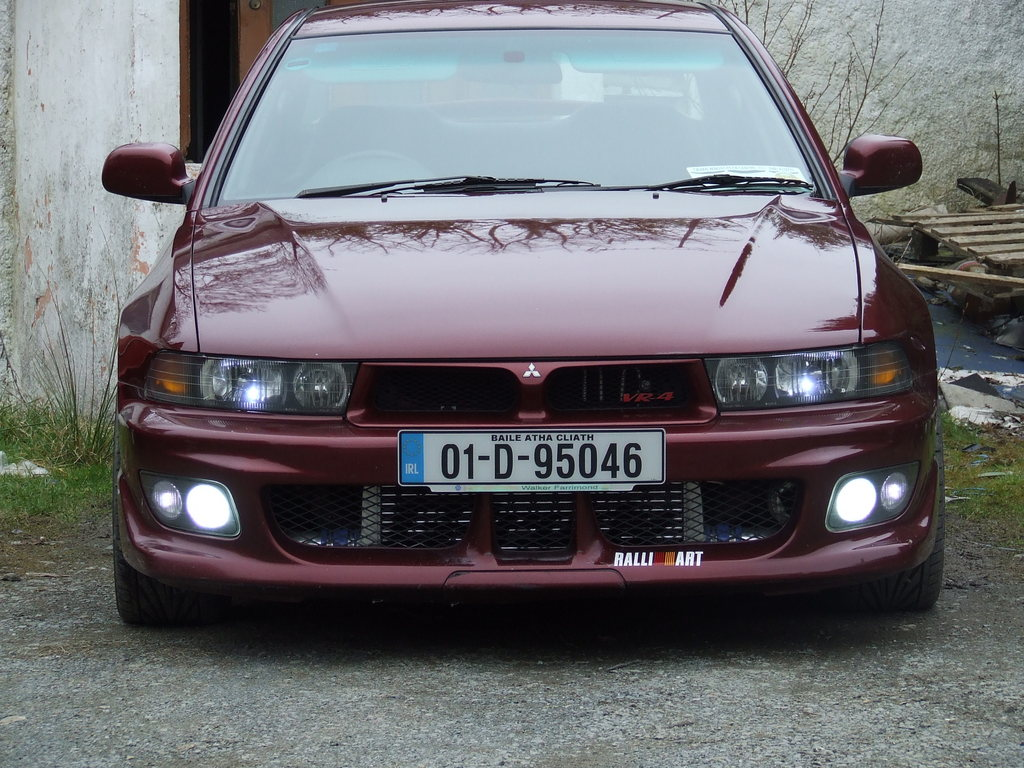 mitsubishi galant hp autoblog car and trucks car info