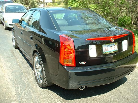 Another jimbohenson2 2005 Cadillac CTS post... - 6232282