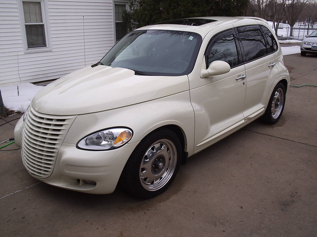 gr8flpt 2004 chrysler pt cruiser specs photos. Black Bedroom Furniture Sets. Home Design Ideas