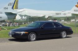 BlackIceLSC 1994 Lincoln Mark VIII