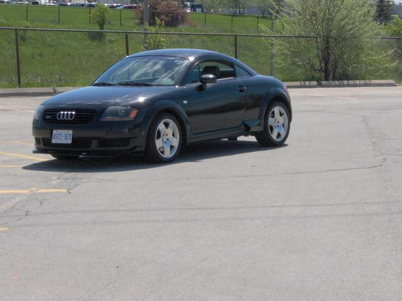 ssankat 39 s 2001 audi tt in toronto on. Black Bedroom Furniture Sets. Home Design Ideas