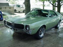 6aMx8s 1968 AMC AMX