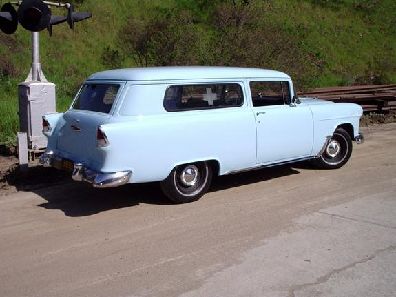 Another My55chevy 1955 Chevrolet Bel Air post... - 6235662