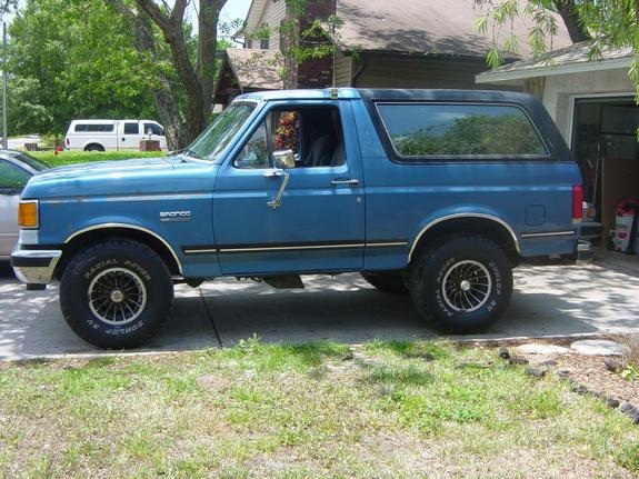 TheDerf1989 1989 Ford Bronco Specs Photos Modification Info at