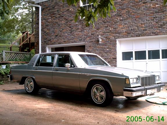 Js5305 1983 Buick Park Avenue Specs Photos Modification