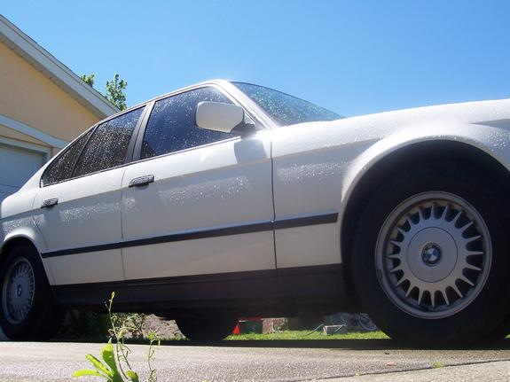 5erBoy's 1993 BMW 5 Series