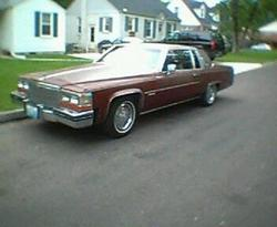 dahizzles 1982 Cadillac DeVille