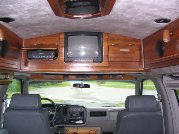 1996 chevy express 1500