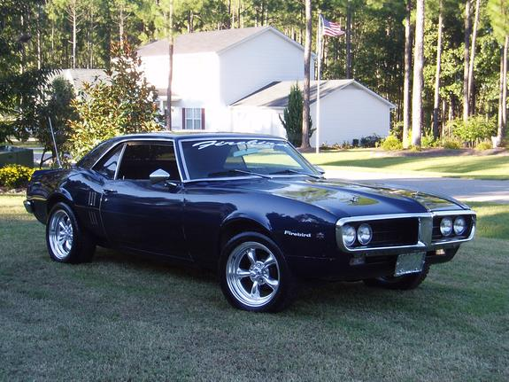 Musclecar68 1968 Pontiac Firebird Specs Photos Modification Info At Cardomain