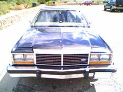 pdeav 1987 Ford LTD Crown Victoria