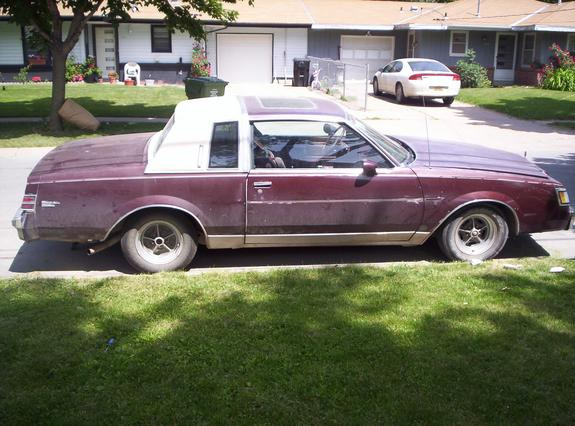 j_hafner05's 1984 Buick Regal