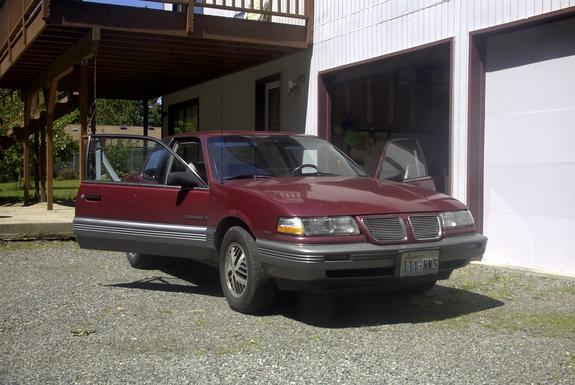 Another npace 1991 Pontiac Grand Am post... - 6257178