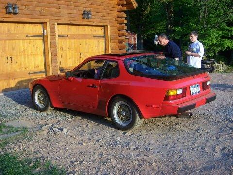 Another sweetbabes7769 1984 Porsche 944 post... - 6258227