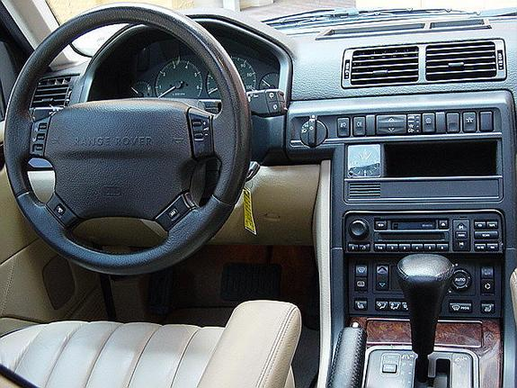 Serani01 39 s 1998 land rover range rover page 3 in raleigh nc for Land rover 2000 interior