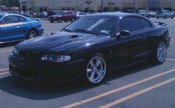 Italia10588 1997 Ford Mustang