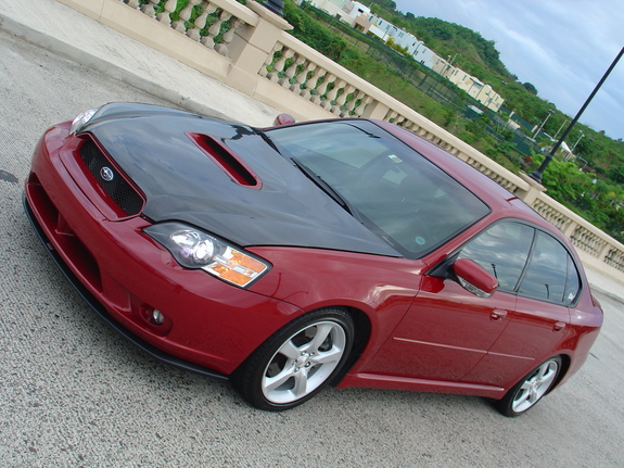 Another LeonardoCal 2005 Subaru Legacy post... - 6263788