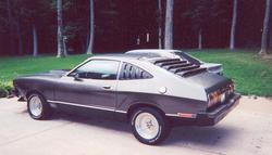 roystere 1978 Ford Mustang II