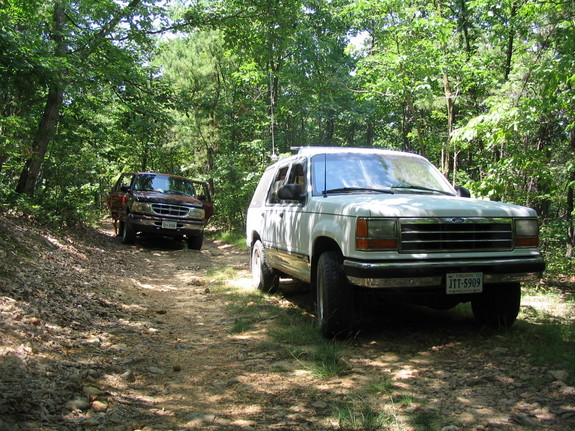Another jmwhitley 1993 Ford Explorer post... - 6270720