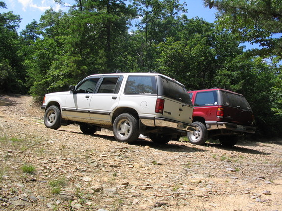 Another jmwhitley 1993 Ford Explorer post... - 6270721