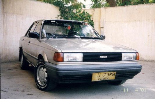 Another hasanalvi 1989 Nissan Sunny post... - 6273375