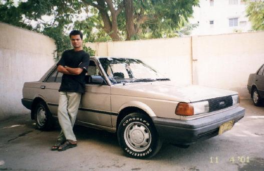 Another hasanalvi 1989 Nissan Sunny post... - 6273376