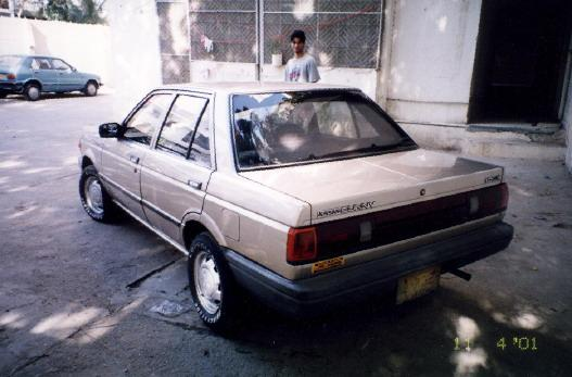 Another hasanalvi 1989 Nissan Sunny post... - 6273377