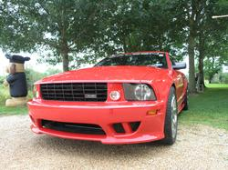connollysworld 2005 Saleen Mustang