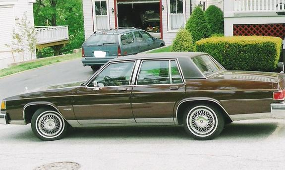 Large on 1985 Buick Lesabre Collectors Edition