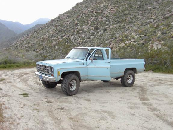 Another Chev774x4 1977 Chevrolet C/K Pick-Up post... - 6281551