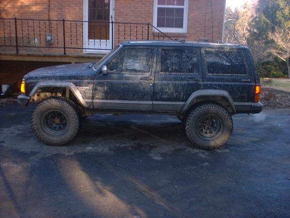 Another trailreadyxj 1990 Jeep Cherokee post... - 6282550