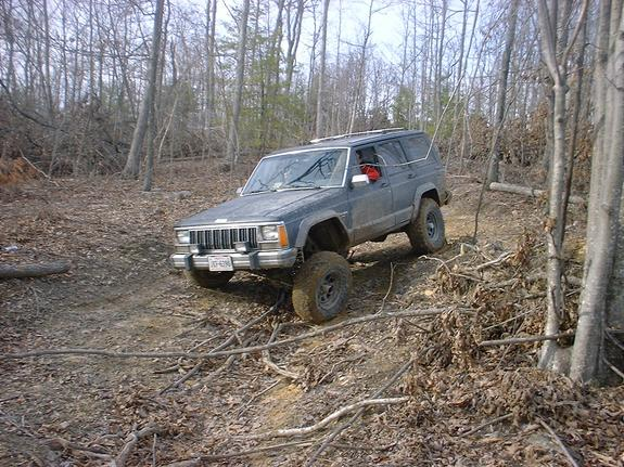 Another trailreadyxj 1990 Jeep Cherokee post... - 6282553