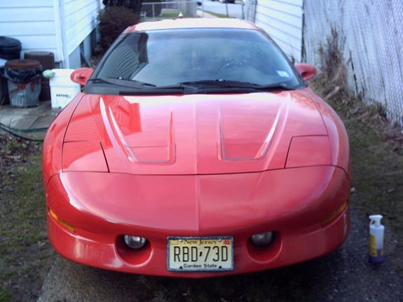 Another Red93TA 1993 Pontiac Trans Am post... - 6282599