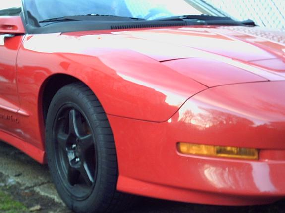 Another Red93TA 1993 Pontiac Trans Am post... - 6282600