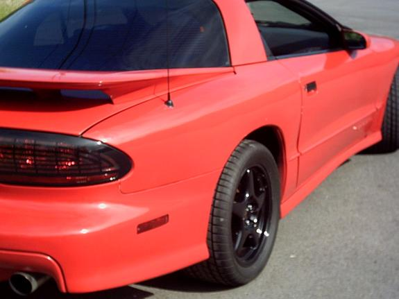 Another Red93TA 1993 Pontiac Trans Am post... - 6282608