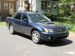 SUBARUbajaTURBOs 2004 Subaru Baja