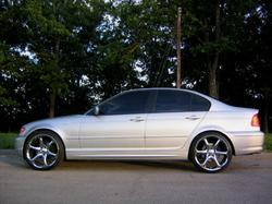 rltriplett 2002 BMW 3 Series
